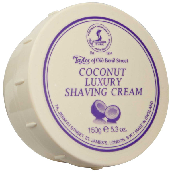 Taylor of Old Bond Street Coconut Shave Cream