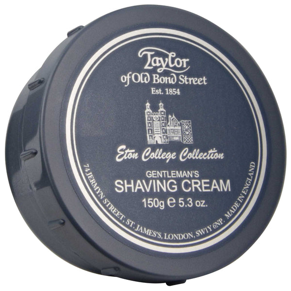 Taylor of Old Bond Street Eton College Collection Top Label