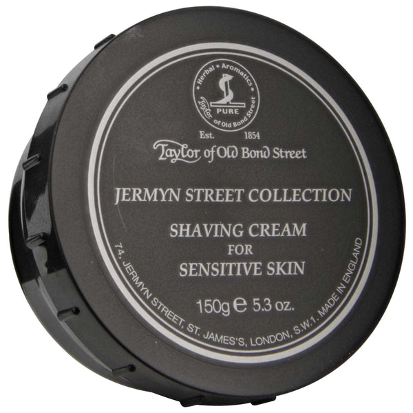 Taylor of Old Bond Street, Jermyn Collection shave cream jar