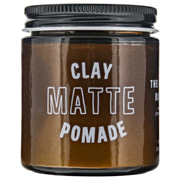 The Mail Room Barber Matte Clay Pomade