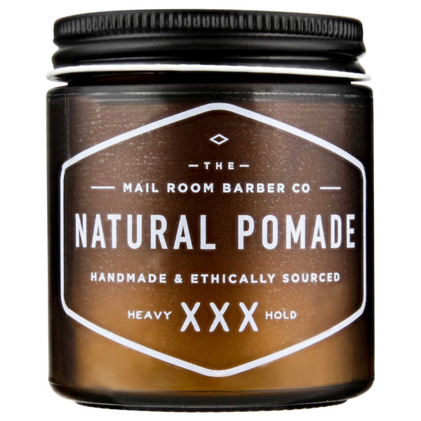The Mail Room Barber Natural Pomade XXX