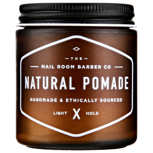 The Mail Room Barber Natural Pomade X