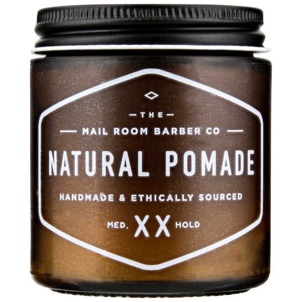 The Mail Room Barber Natural Pomade XX