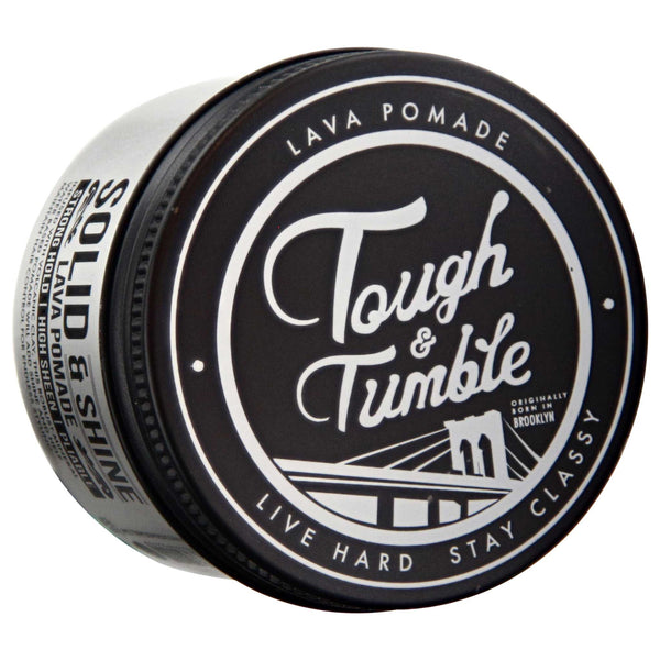 Tough & Tumble Solid & Shine Lava Pomade
