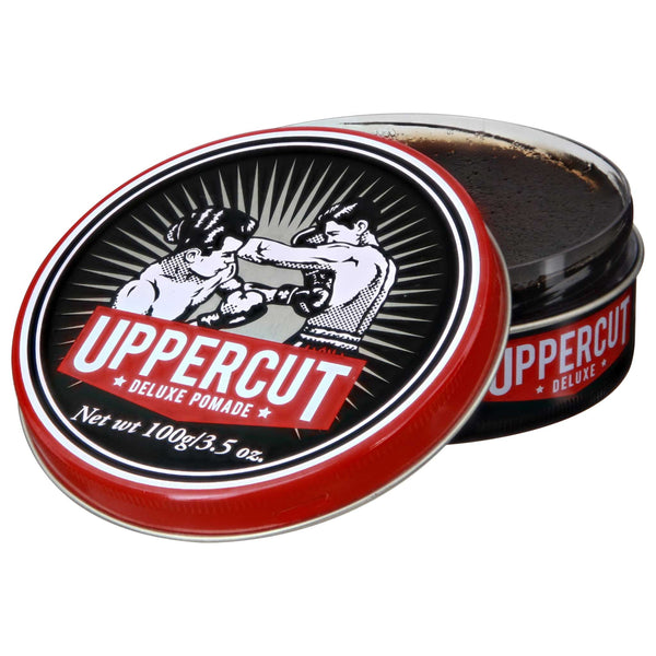 Uppercut Deluxe Pomade Open