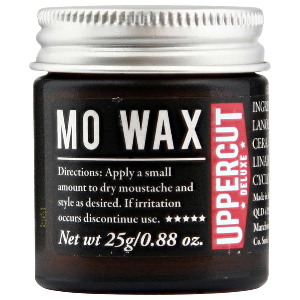 Uppercut Mo Wax Side Label