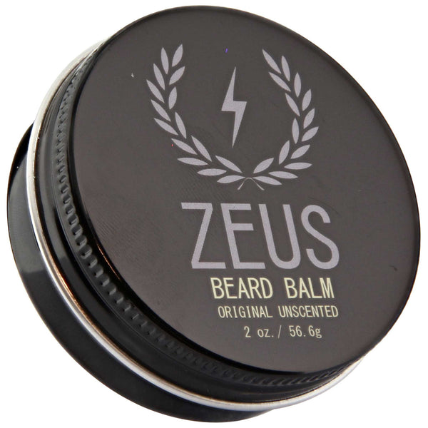 Zeus Beard Balm Conditioner Front Label
