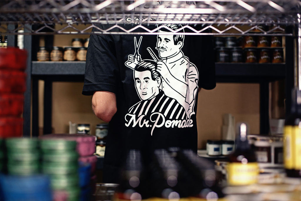 Mr. Pomade's Shop Of Hair Pomades & Barber Shave Products