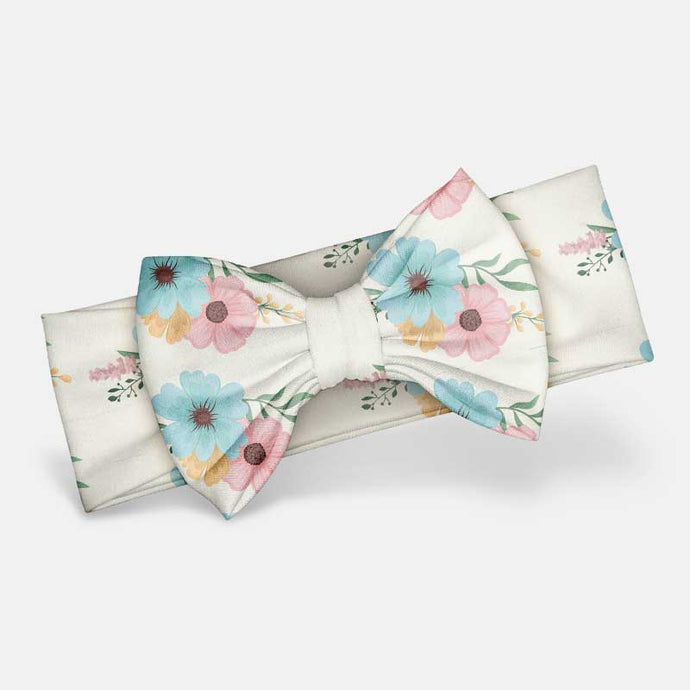 Bouquet - Bow Headband