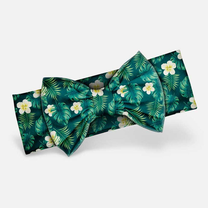 Tropical - Bow Headband