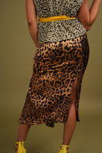 Load image into Gallery viewer, In the Wild Leopard Dress