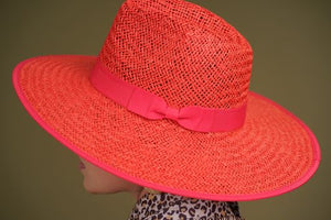 Straw Rancher Hat