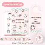 My Little Puffy 1 St. Anniversary Bundle - Planning Essential