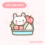 Lunch Box Bunny Planner Sticker