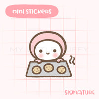 Baking 2 Planner Sticker