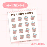 Calculator Planner Sticker