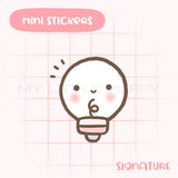 Idea Planner Sticker