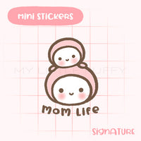 Mom Life Planner Sticker
