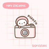 Take Photo Planner Sticker
