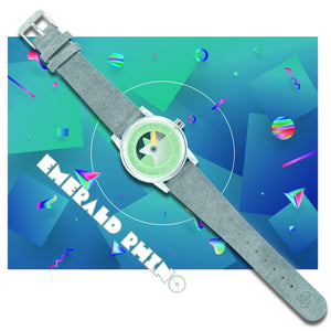 So Labs Layer 1.2 One Series Watch Watches Emerald Rhino