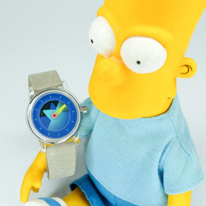 So Labs Layer 1.1 One Series Watch Watches Olympic Sky Bart Simpson