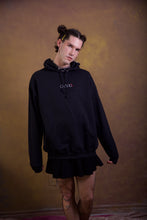 Load image into Gallery viewer, MOULDEN®︎ Hoody with embroiled Official logo Black