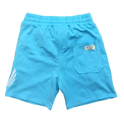 Men's cotton soft cloth shorts with side pockets and back pocket - the-american-pandaa