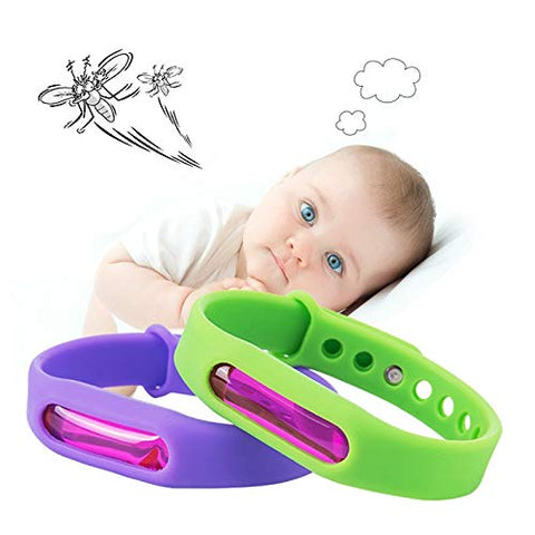 Anti Mosquito Bracelet Capsule Wristband For Kids Mosquito Killer