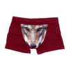 Men High quality Push Up wolf shorts - the-american-pandaa