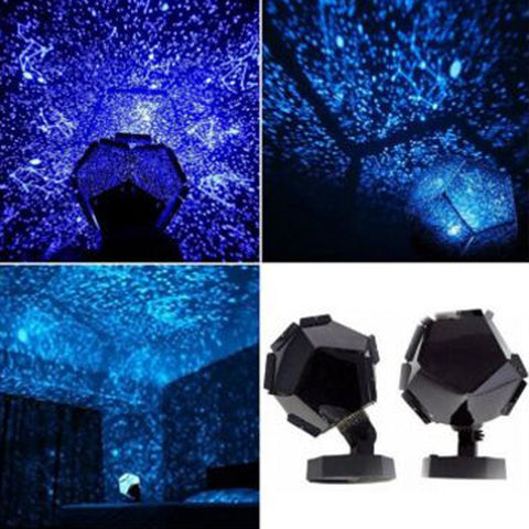 Night Star Lamp Projector Starry Sky Room Decor - the-american-pandaa