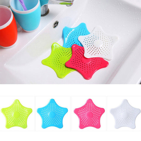 Wulekue Kitchen Basin Sink Strainer Filter Shower Hair Catcher Stopper Plug - the-american-pandaa