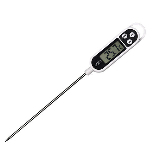 Food Temperature Checking Instant Read Sensor Thermometer - the-american-pandaa