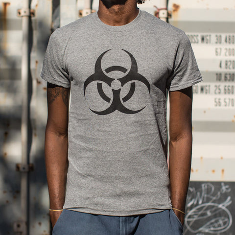 Biohazard T-Shirt (Mens) - the-american-pandaa