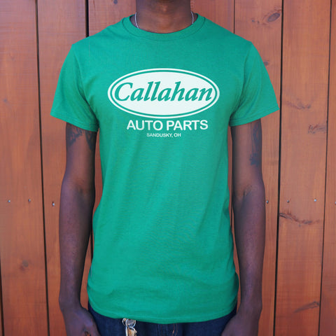 Callahan Auto Parts T-Shirt (Mens) - the-american-pandaa