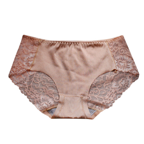 Women's Pretty Lace Low Waist hollow Cut Sexy Panties - the-american-pandaa