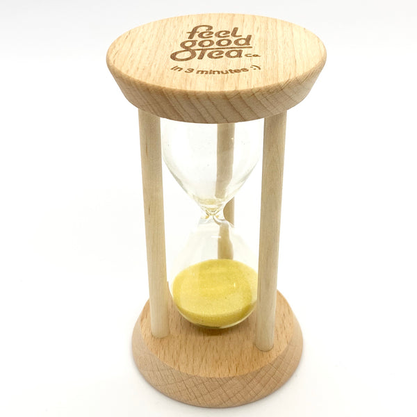 3-minute Tea Timer (Yellow)
