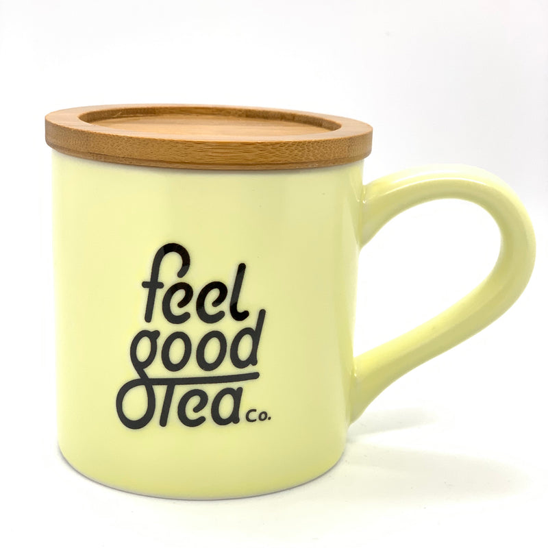 Summer Vibes Mug (Daisy Yellow)