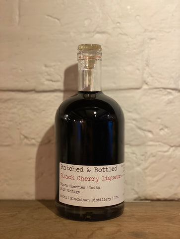Black Cherry Liqueur 50cl