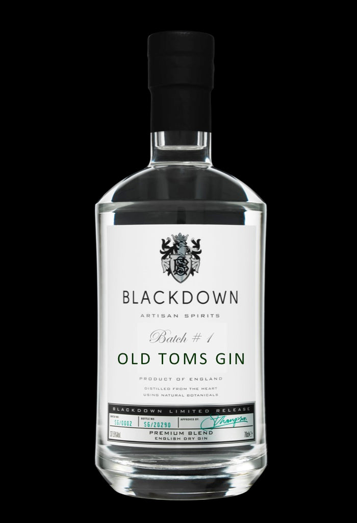 Blackdown Old Toms Gin Batch # 1