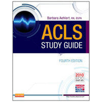 ASHI ACLS Study Guide (Mosby), 5th Edition