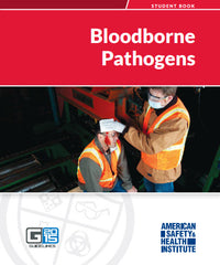 ASHI Bloodborne Pathogens Certification Cards & Student Handbooks (G2015 Version)