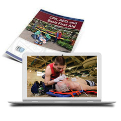ASHI CPR/AED & Basic First Aid Blended Learning Course Materials (G2015 Version)