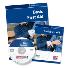 ASHI First Aid Instructor Package (G2015)