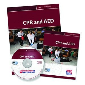 ASHI CPR/AED Instructor Package (G2015)