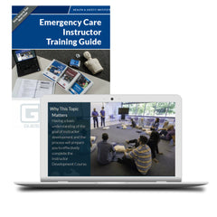 ASHI/MEDIC First Aid Instructor Development Blended Learning Program