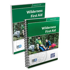 ASHI Wilderness First Aid Instructor Guide & Skills Demonstration DVD (G2015 Version)