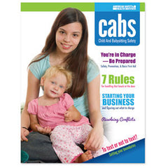 ASHI Child and Babysitting Safety Certification Cards & Student Handbooks (G2010 Version)
