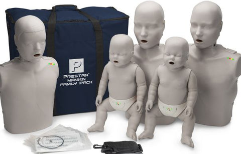 Prestan Professional Family Pack