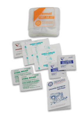 ASHI Personal First Aid Kit