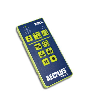 ZOLL AED Trainer Remote